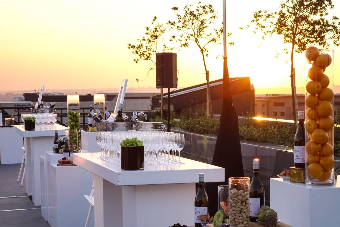 Rooftop Venue in Johannesburg at The Empire | Conference and Events Venue