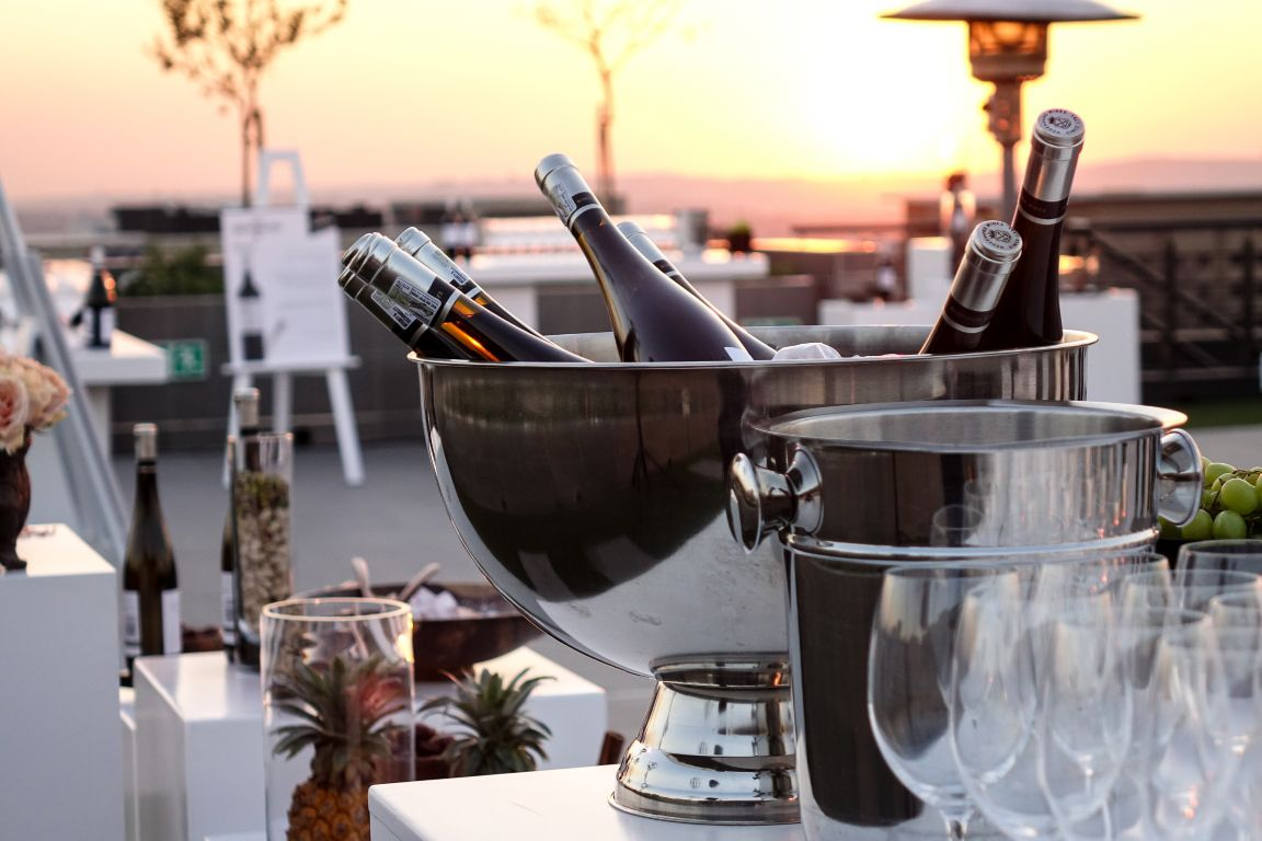 Rooftop Venue in Johannesburg at The Empire   Conference and Events Venue